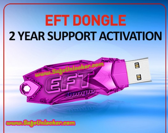 EFT Dongle 2 Year Support Activation (Instant)