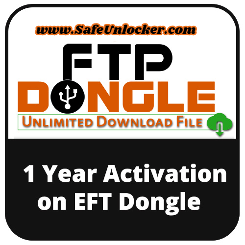 FTP Activation For EFT Dongle